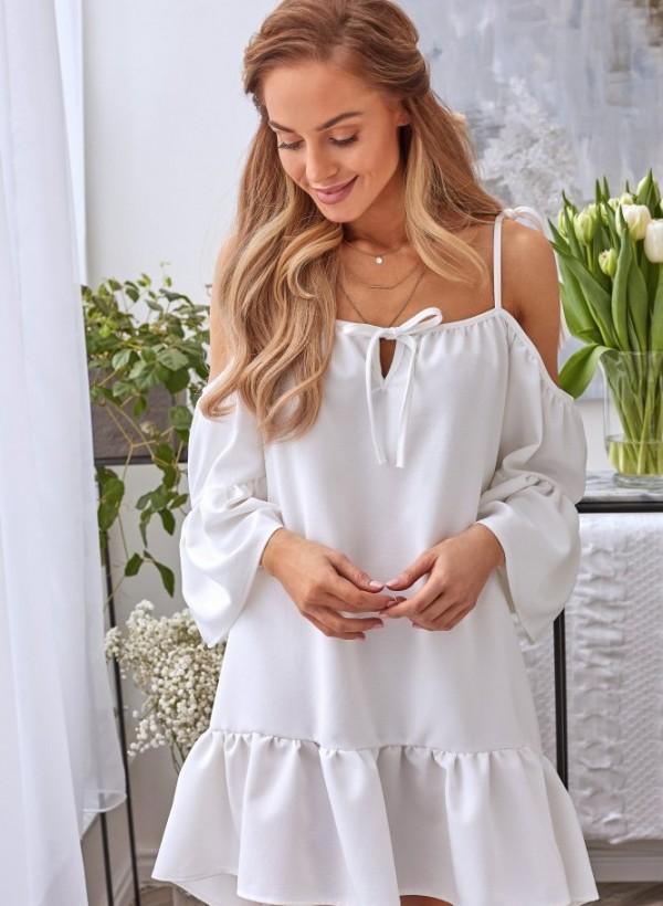 Sukienka Lila biała