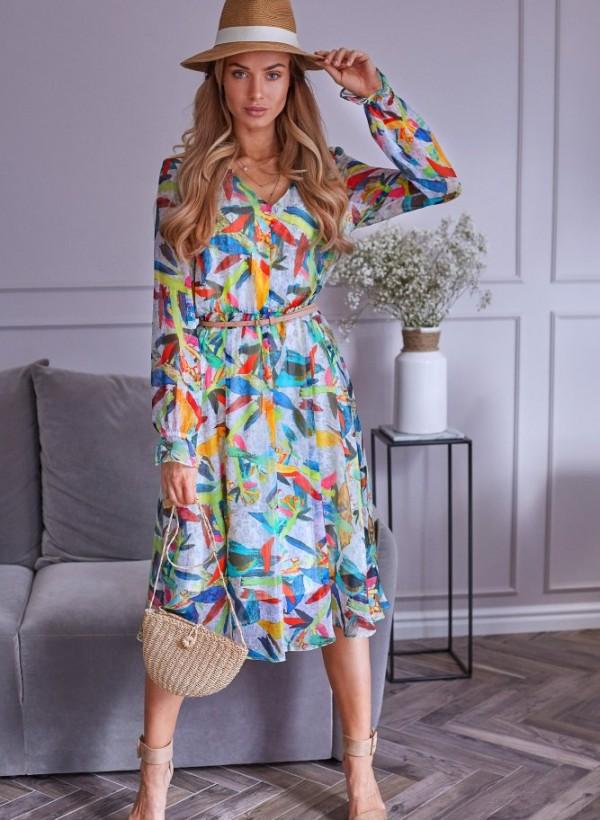 Sukienka Anabel wzór