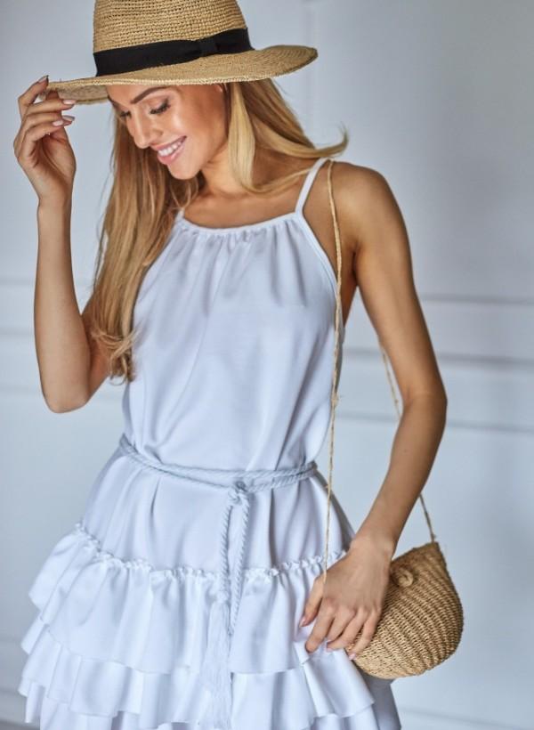 Sukienka Kiki biała