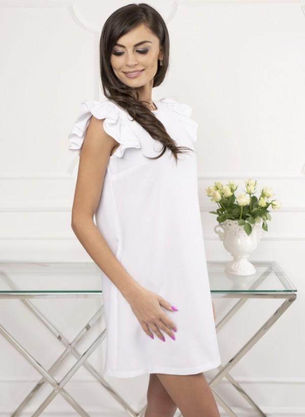 Sukienka Angel biała