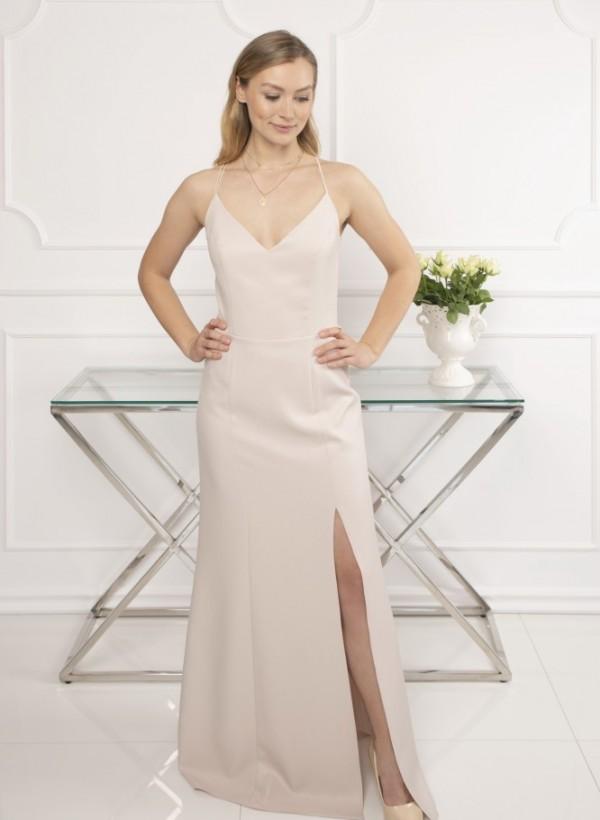 Sukienka Merma beż