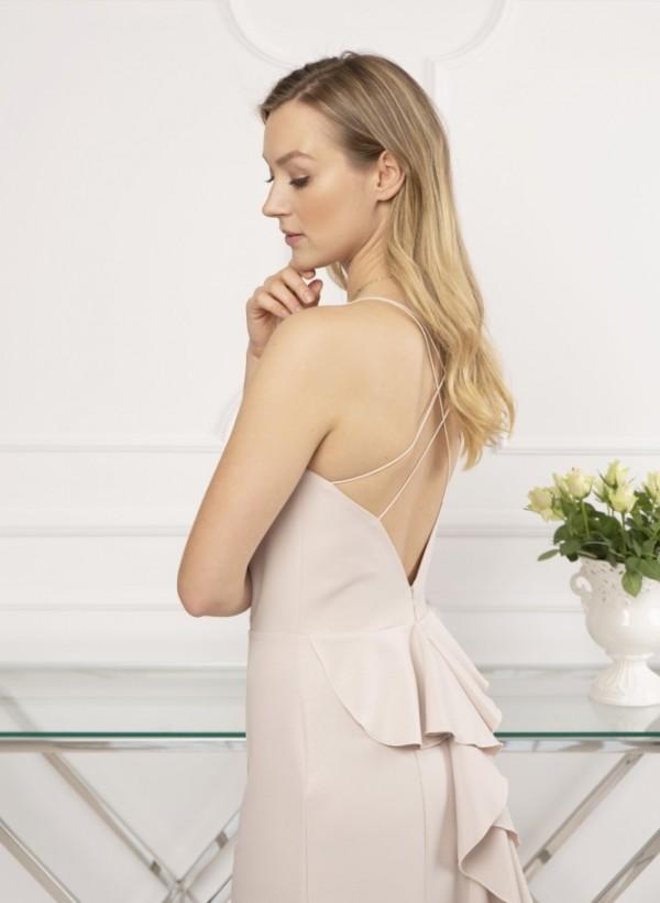 Sukienka Merma beż 1