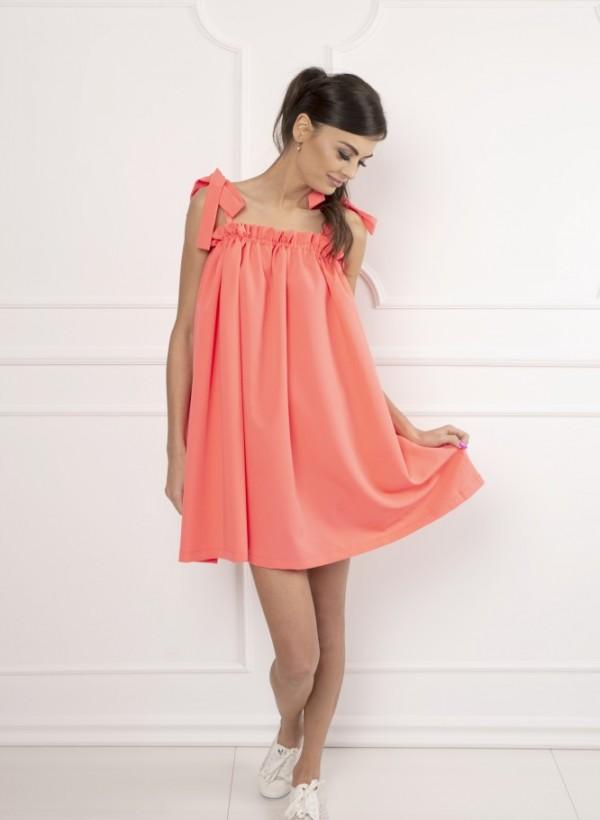 Sukienka Mika pomarańcz