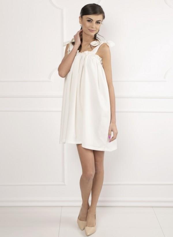 Sukienka Mika biała