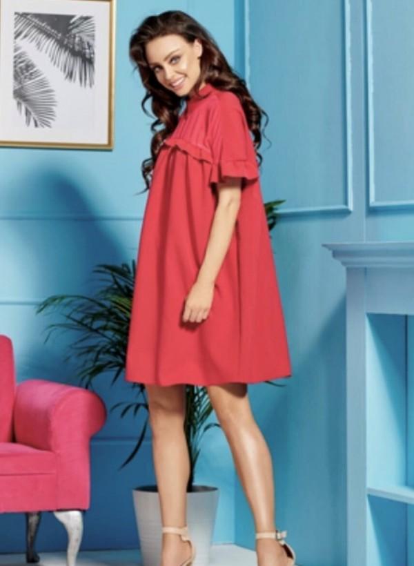 Sukienka Rita Malina