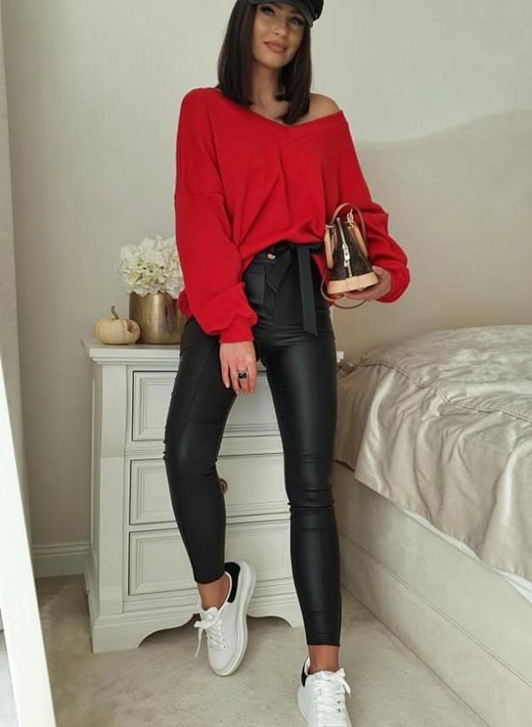 Bluza sweterkowa RED